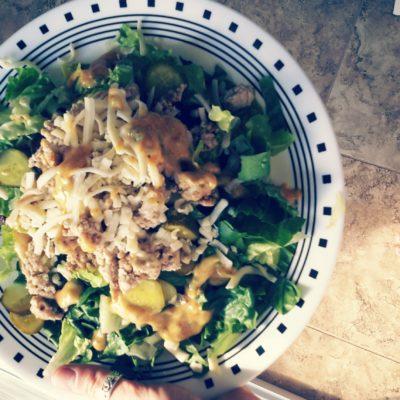 La salade parfaite, rien de moins!