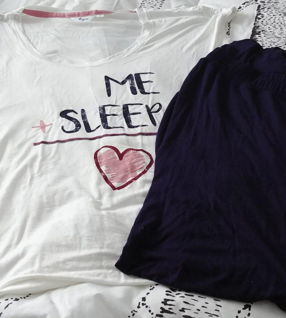 Pyjama, Thyme Maternité